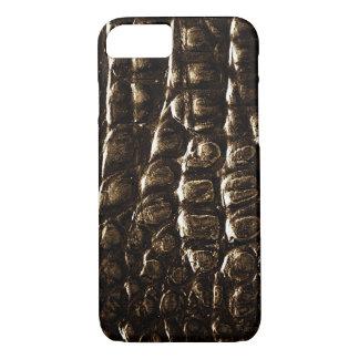 Capa iPhone 8/ 7 Case mate IPhone da pele do crocodilo