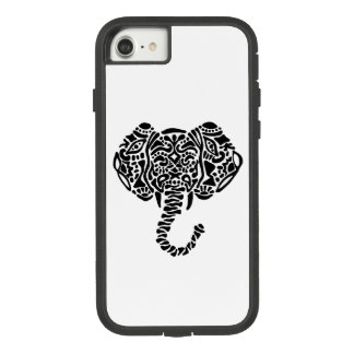 Capa iPhone 8/ 7 Caso abstrato do iPhone 7 do elefante
