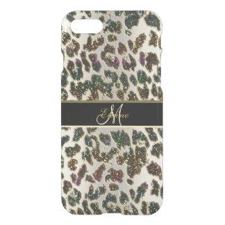 Capa iPhone 8/7 Caso animal do iPhone 7 do impressão do leopardo