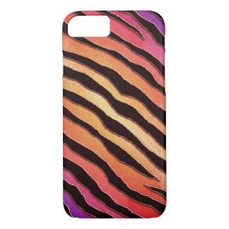 Capa iPhone 8/ 7 Caso animal do iPhone 7 do impressão do tigre