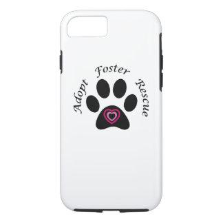 Capa iPhone 8/ 7 Caso animal do iPhone 7 do salvamento