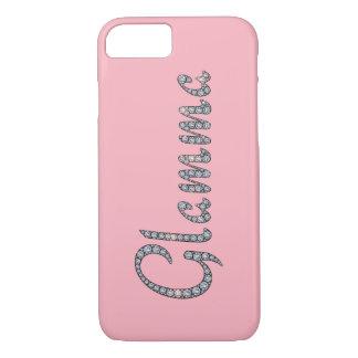 Capa iPhone 8/ 7 Caso bling do design de Glamma