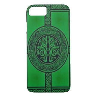 Capa iPhone 8/ 7 Caso celta do iPhone 7 do selo da terra