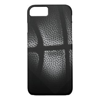 Capa iPhone 8/ 7 Caso clássico da ALTA RESOLUÇÃO do preto do