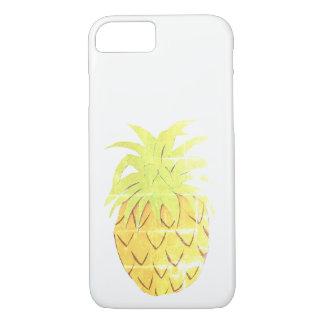 Capa iPhone 8/ 7 Caso da neutralização do abacaxi