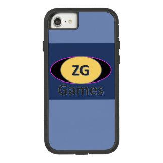 Capa iPhone 8/ 7 Caso de Iphone 7 dos jogos de ZG