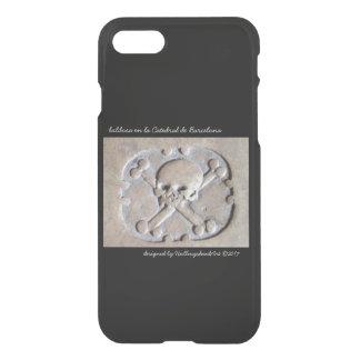 Capa iPhone 8/7 caso de iPhone/iPad, catedral de Barcelona