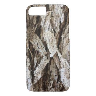 Capa iPhone 8/ 7 Caso de madeira do iPhone 7 de Camo do latido da