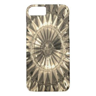 Capa iPhone 8/ 7 Caso de vidro moldado do iPhone 7 mal lá