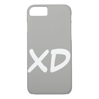 Capa iPhone 8/ 7 Caso de XD