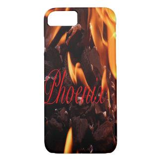 Capa iPhone 8/ 7 Caso do cobrir do álbum de Phoenix mal lá