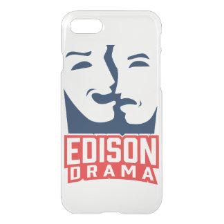 Capa iPhone 8/7 Caso do iPhone 6/6s do drama de Edison com