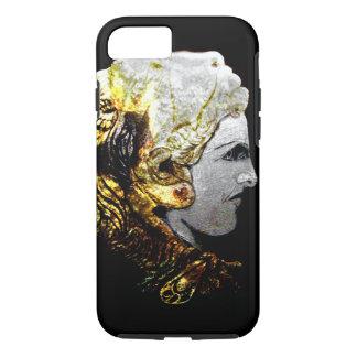 Capa iPhone 8/ 7 caso do iPhone 7 com Alexander o grande capacete