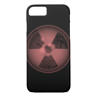 Capa iPhone 8/ 7 Caso do iPhone 7 da arma nuclear