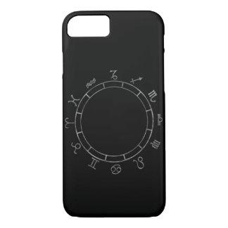 Capa iPhone 8/ 7 Caso do iPhone 7 da astrologia