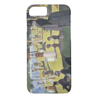 Capa iPhone 8/ 7 Caso do iPhone 7 da pintura das belas artes de