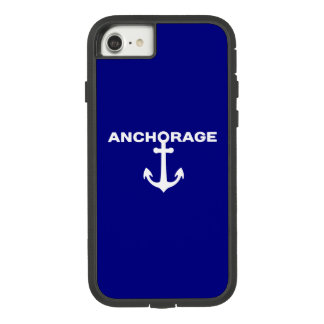 Capa iPhone 8/ 7 Caso do iPhone 7 de Anchorage - de Alaska