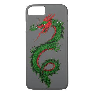Capa iPhone 8/ 7 Caso do iPhone 7 de Apple do dragão rujir