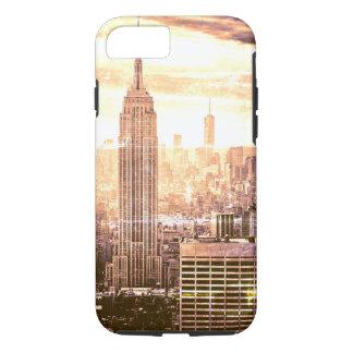 Capa iPhone 8/ 7 Caso do iPhone 7 de Apple do Empire State Building