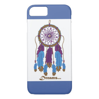Capa iPhone 8/ 7 Caso do iPhone 7 de Dreamcatcher