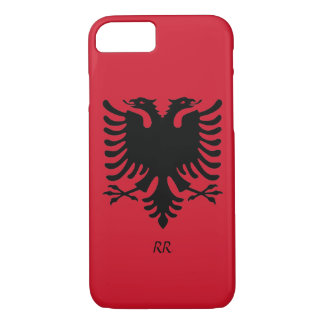 Capa iPhone 8/ 7 Caso do iPhone 7 de Eagle da bandeira de Republic