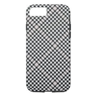 Capa iPhone 8/ 7 Caso do iPhone 7 de Houndstooth