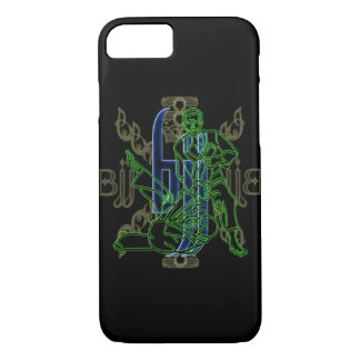 Capa iPhone 8/ 7 Caso do iPhone 7 de Jiu Jitsu do brasileiro