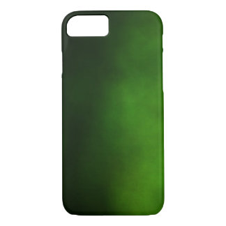 Capa iPhone 8/ 7 Caso do iPhone 7 de Ombre do verde esmeralda