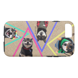 Capa iPhone 8/ 7 Caso do iPhone 7 de Shiba Inu