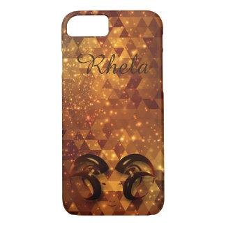 Capa iPhone 8/ 7 Caso do iPhone 7 do Aries