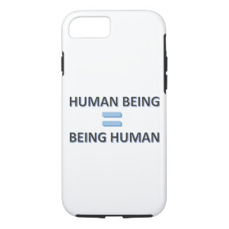 Capa iPhone 8/ 7 caso do iphone 7 do beings* humano