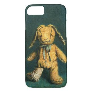 Capa iPhone 8/ 7 Caso do iPhone 7 do coelho do zombi