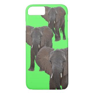 Capa iPhone 8/ 7 Caso do iPhone 7 do elefante