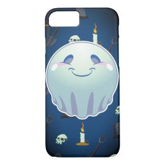 Capa iPhone 8/ 7 Caso do iPhone 7 do fantasma de Cutie