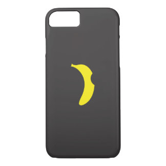 Capa iPhone 8/ 7 caso do iPhone 7 do logotipo da banana