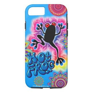 Capa iPhone 8/ 7 Caso do iPhone 7 do lovin do verão do surf do sapo