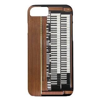 Capa iPhone 8/ 7 Caso do iPhone 7 do órgão de Hammond
