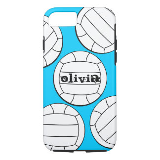 Capa iPhone 8/ 7 Caso do iPhone 7 do voleibol