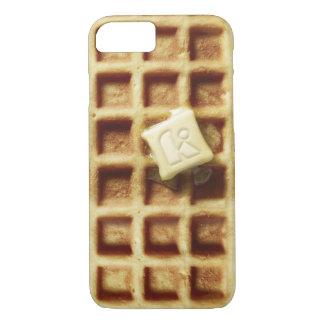 Capa iPhone 8/ 7 Caso do iPhone 7 do Waffle |