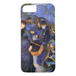 """Capa iPhone 8/ 7 Caso do iPhone 7 dos """"guarda-chuvas"""" de Pierre"""