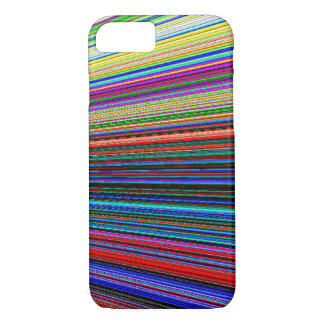 Capa iPhone 8/ 7 caso do iPhone 7 - explosão óptica da Multi-cor