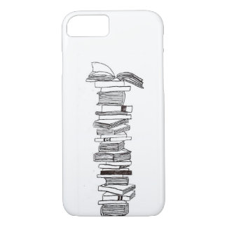 Capa iPhone 8/ 7 caso do iPhone 7 para um Booklover