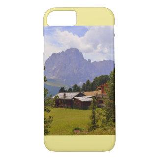 Capa iPhone 8/ 7 caso do iPhone 8 customizável - Mountain View da