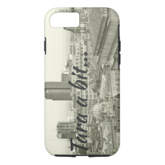 Capa iPhone 8/ 7 caso do iPhone 8 & skyline de Birmingham