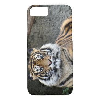 Capa iPhone 8/ 7 caso do iPhone 8 - tigre de Sumatran