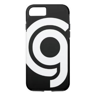 Capa iPhone 8/ 7 Caso do logotipo de Iphone 7 CGS