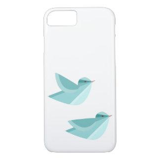 Capa iPhone 8/ 7 Caso do telemóvel do Bluebird