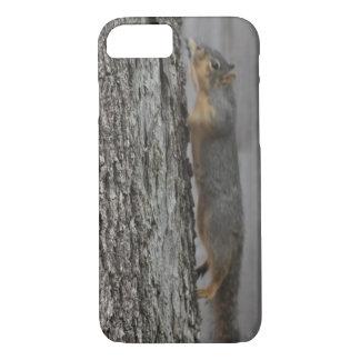 Capa iPhone 8/ 7 Caso do telemóvel do esquilo