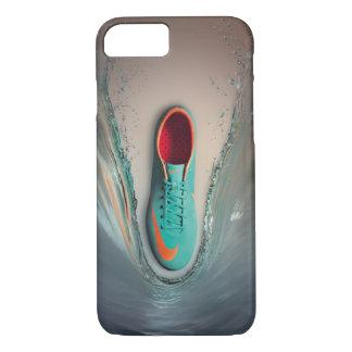Capa iPhone 8/ 7 caso do telemóvel do futebol do iPhone 7