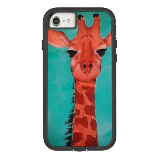 Capa iPhone 8/ 7 Caso do telemóvel do girafa